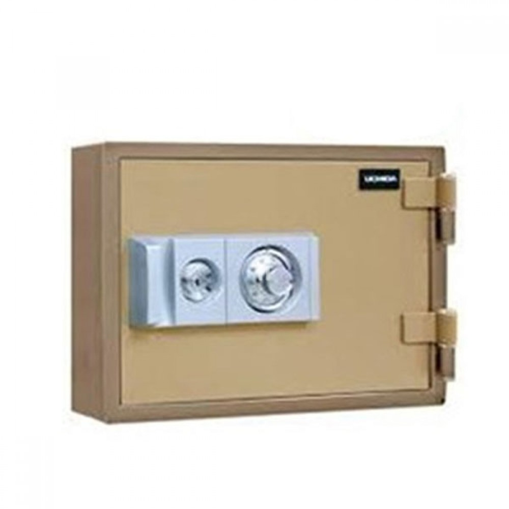 Anti fire safes Brand Uchida -Model 50W Dial and key