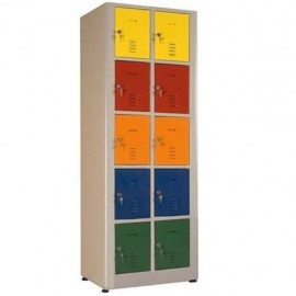 Electrostatic Locker 10 Doors
