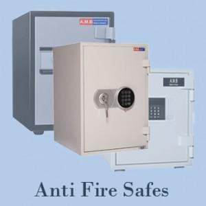 Anti Fire Safes